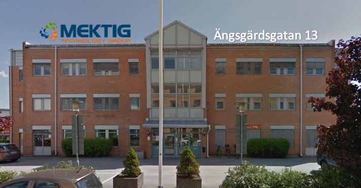 Nytt kontor i Västerås
