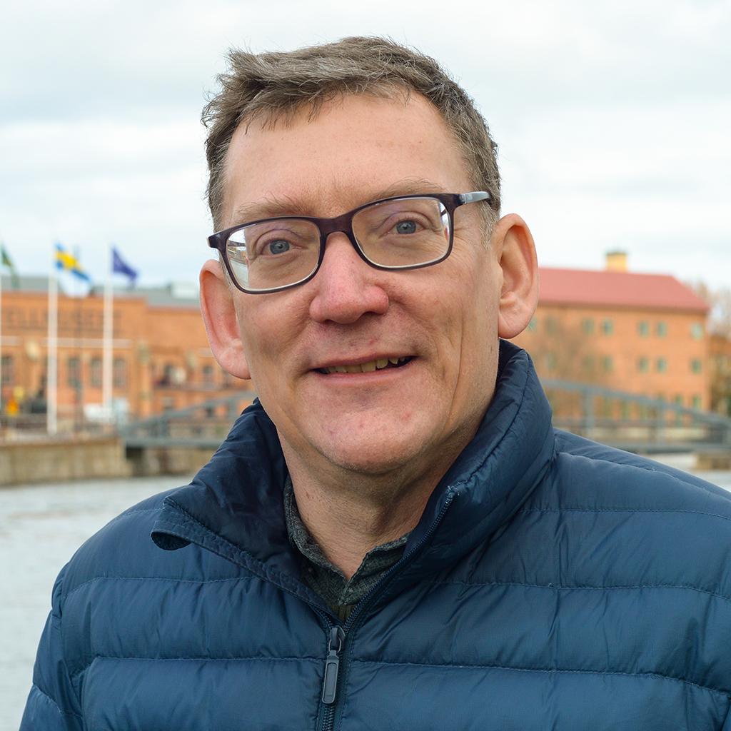 Nyanställd Anders Larsson