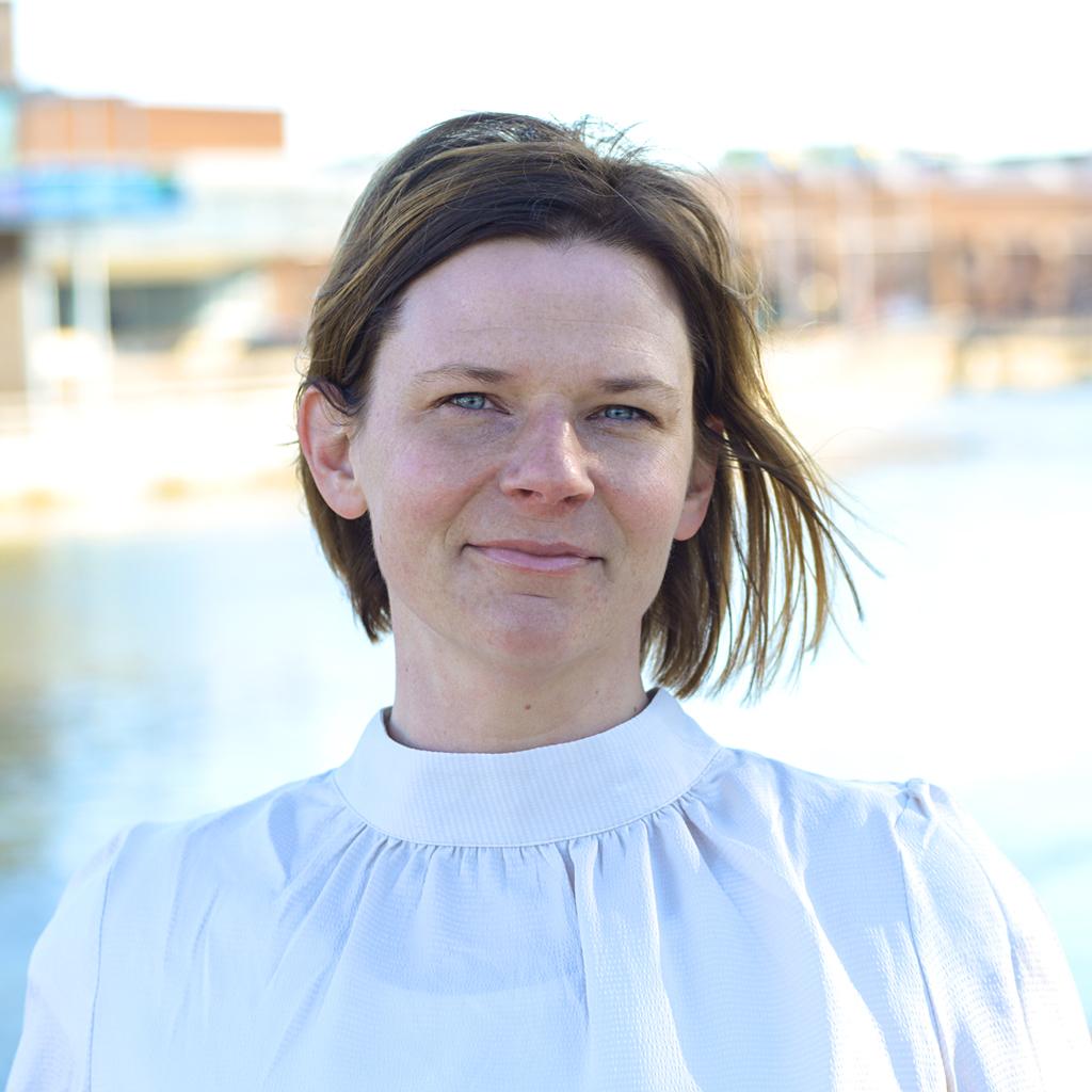 Nyanställd Kristina Bergström